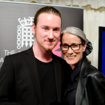 All Walks' salutes designer Mark Fast at the Body Confidence Awards