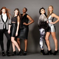 """The Rise and Rise of """"Plus size"""": First British Fashion Weekend"""