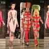 Rock and Roll Designer Pam Hogg brings Diversity and Dancing to London Fashion Week