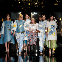 The Enlightened Approach – The Gold Winner at Graduate Fashion Week