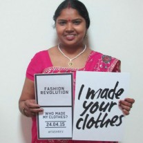 People Tree asks #WhoMadeYourClothes on Fashion Revolution Day